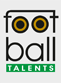 football talents logo footer